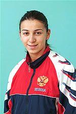 Аида Шанаева - олимпийская чемпионка мира